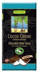 Rapunzel Bio Kókuszkrémes félédes rizstejes csoki (Vegán) 100 g