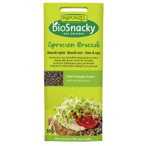 Rapunzel bioSnacky Brokkoli csíramag 30 g