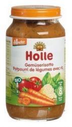 Holle Bio Junior zöldségrizottó 220 g