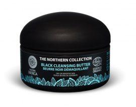 Natura Siberica Fekete arctisztító vaj száraz és érzékeny bőrre 120 ml