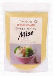 Clearspring Bio Édes Fehér Miso-Tasakos 250 g