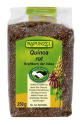 Rapunzel Bio gabonamagvak, vörös quinoa 250 g