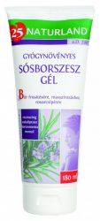 Naturland Gyógynövényes Sósborszesz Gél 200 ml