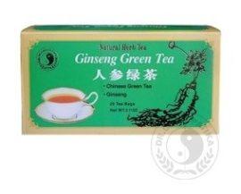 Dr. Chen Ginseng zöld tea, filteres 20 db
