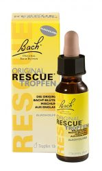 Bach Rescue Day csepp - Alkoholmentes 10 ml