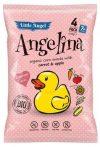 Biopont Bio Kukoricás Snack Angelina 4x15 g -- NetbioHónap 2020.01.28-ig 10% kedvezménnyel