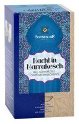 Sonnentor adagoló dobozos Bio teák, Gyümölcs varázs tea 18 fillter