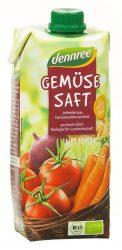Dennree Bio Vegyes Zöldséglé 500 ml