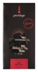 Perlége Belga Étcsokoládé Steviával 85 g