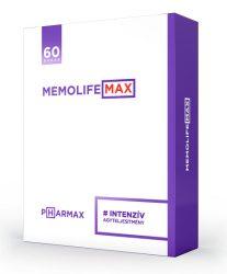 Pharmax Memolife Max Kapszula 60 db -- NetbioHónap 2019.12.29-ig 20% kedvezménnyel