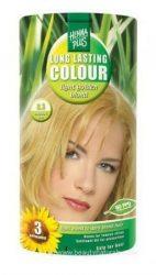 HennaPlus női tartós hajfesték, szőkés árnyalat, aranyszőke (8.3) (Long Lasting Colour, Light Golden Blond)