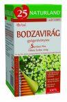 Naturland Bodzavirág Tea 25 db filter -- NetbioHónap 2019.12.29-ig 20% kedvezménnyel