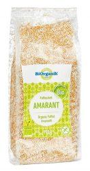 Biorganik Bio puffasztott (pattogtatott) amarant 100 g