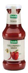 Byodo Bio szósz, chili-paprika szósz 250 ml