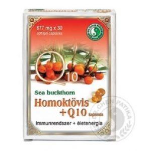 Dr. Chen Homoktövis+q10 Kapszula 30 db