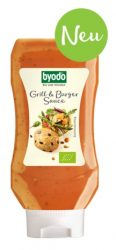 Byodo Bio Grill & Burger szósz 300 ml