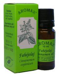 Aromax illóolaj, Fahéj olaj (Cinnamomum zeylanicum, syn. C. verum) 10 ml