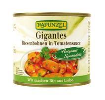 Rapunzel Bio előételek, Lóbab fűszeres paradicsommártásban 230 g