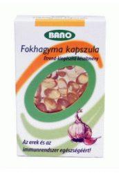 Bano Fokhagyma kapszula 90 db