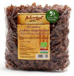 Naturgold Bio Alakor Ősbúza Fodros Nagykocka Teljes őrlésű 250 g
