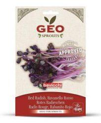 GEO Bio piros retek csíra (vörösretek) csíráztatáshoz 15 g