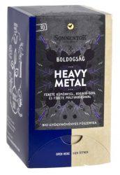 Sonnentor Bio Boldogság - Heavy Metal - herbál teakeverék - filteres 27 g