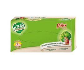 Grazie Natural öko papírzsebkendő dobozos 80 lap/doboz