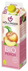 Höllinger Bio gyümölcslé őszibarack 1 l