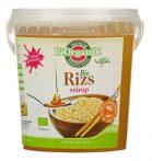 Biorganik SyrupLife Bio szirup, rizs szirup, családi kiszerelés 1150 g