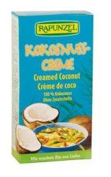 Rapunzel Bio alapanyagok sütéshez, kókuszkrém 2*50 g