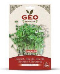 GEO Bio ruccola csíráztatáshoz 30 g