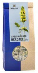 Sonnentor Bio gyógynövényteák, Görög hegyi tea - ömlesztett 40 g