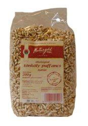 Naturgold Ökológiai tönköly puffancs natúr 200 g