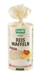 Byodo Bio rizsszelet, rizsszelet natúr sómentes (gluténmentes) 100 g