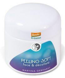 Martina Gebhardt - Arc és Dekoltázs Soft Peeling 100 ml