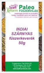 Szafi Fitt Fűszer Indiai Szárnyas 50 g