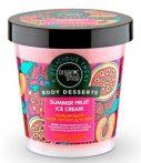 Organic Shop Tisztító testpeeling Nyári gyümölcsös jégkrém 450 ml