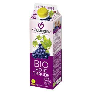 Höllinger Bio Gyümölcslé, Ribizli 1 l