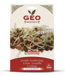 GEO Bio lencse csíráztatáshoz  90 g