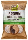 Rice Up Barnarizs Chips Chia-Quinoa 25 g