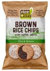 Rice Up Barnarizs Chips Chia-Quinoa 25 g