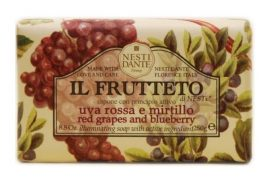 Nesti Dante Il Frutteto piros szőlő-áfonya szappan 250 g
