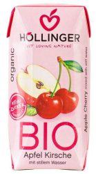 Höllinger Bio gyümölcsital alma-meggy 200 ml