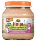Holle Bio húsos bébiétel, csirkehús 125 g -- NetbioHónap 2019.05.29-ig 12% kedvezménnyel