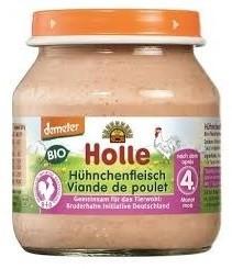 Holle Bio húsos bébiétel, csirkehús 125 g