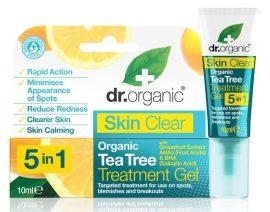 Dr. Organic Bio Skin Clear Pattanáskezelő gél 5 az 1-ben 10 ml