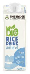 The Bridge Bio rizsital, Natúr rizsital 250 ml