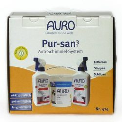 Auro PurSan3 - penészeltávolító készlet (Nr.414)