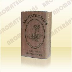 Tulasi Aromaterápiás szappan, citromfű 90 g