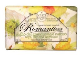 Nesti Dante Romantica királyliliom-nárcisz szappan 250 g